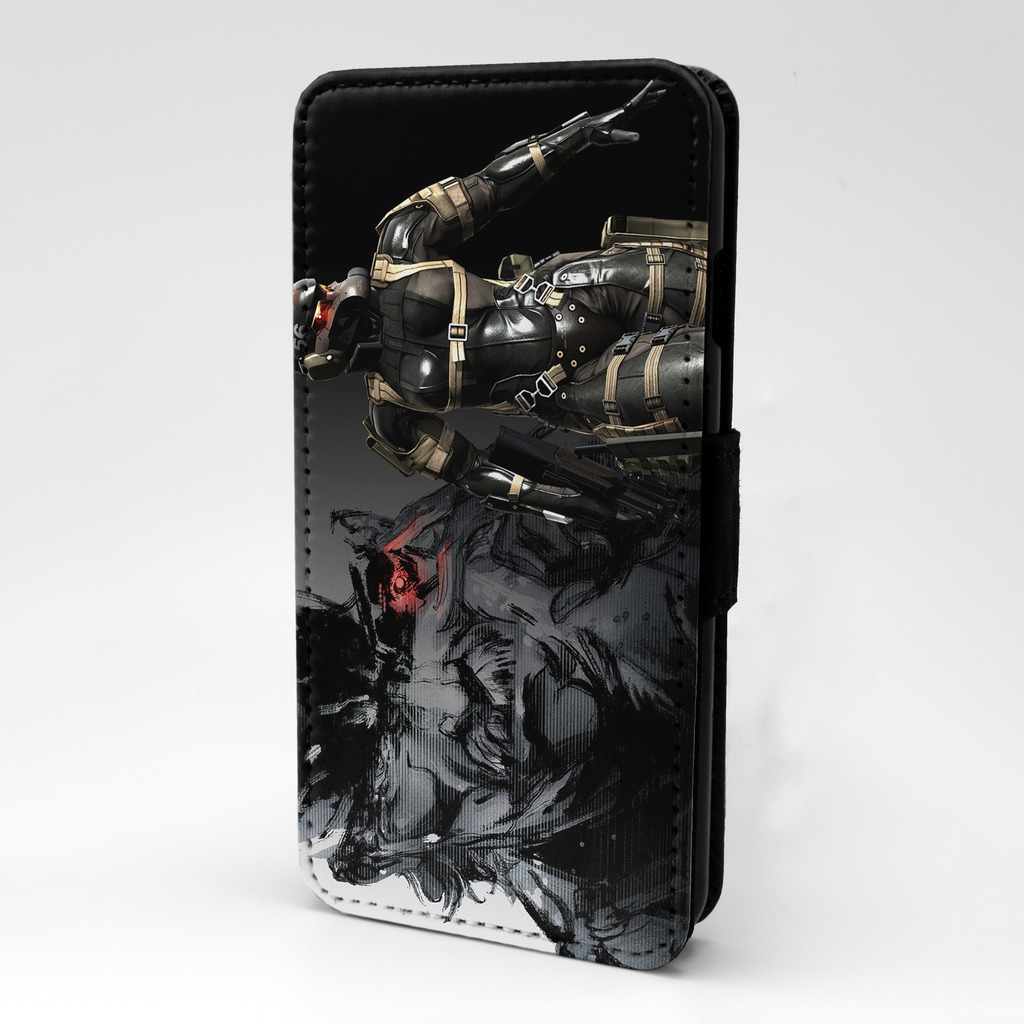 Video game metal gear solid flip case cover for mobile phone t2252 picture 5 of 5 ccuart Gallery
