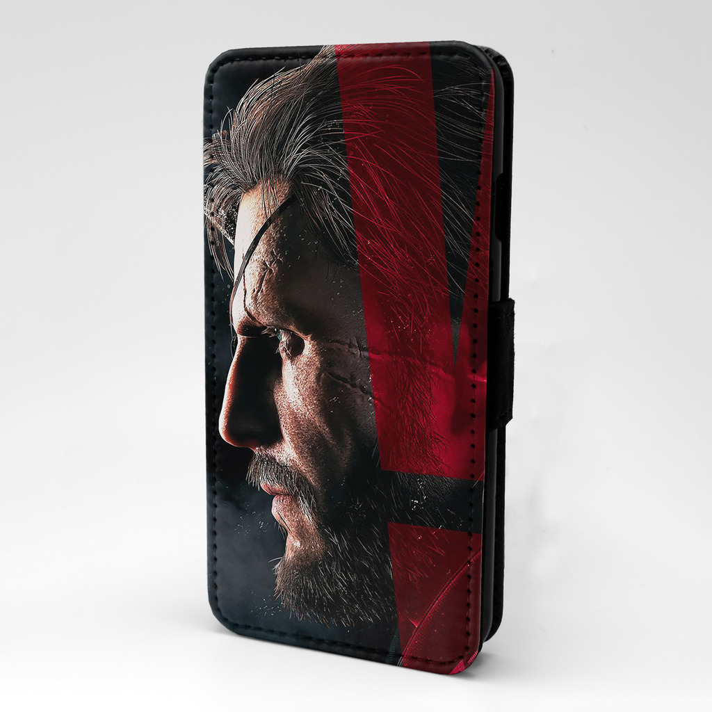 Video game metal gear solid flip case cover for mobile phone t2260 picture 5 of 5 ccuart Gallery