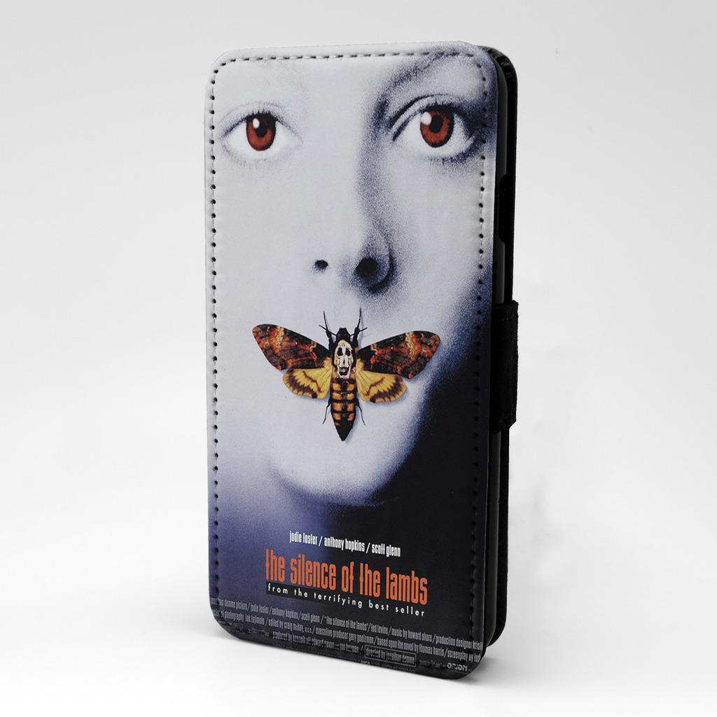 FILM-LE-SILENCE-DES-AGNEAUX-Rabattable-Housse-Coque-Pour-Apple-iPod-A1299