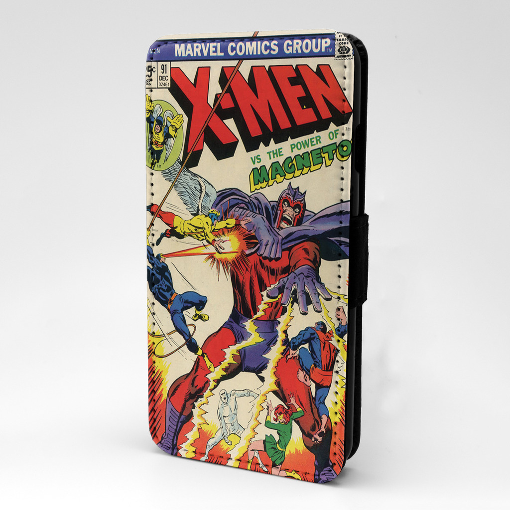 Marvel-X-Men-Magneto-Flip-housse-coque-pour-Apple-iPod-G743