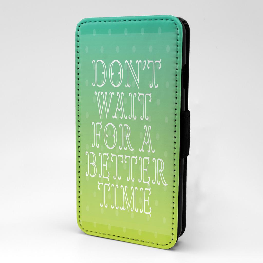 dichos-FRASE-DON-039-t-Wait-Funda-libro-para-Apple-iPod-P475