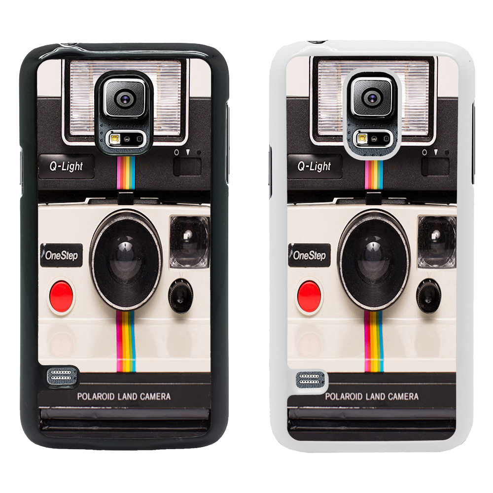 vintage retro camera printed pc case cover polaroid s a5 ebay