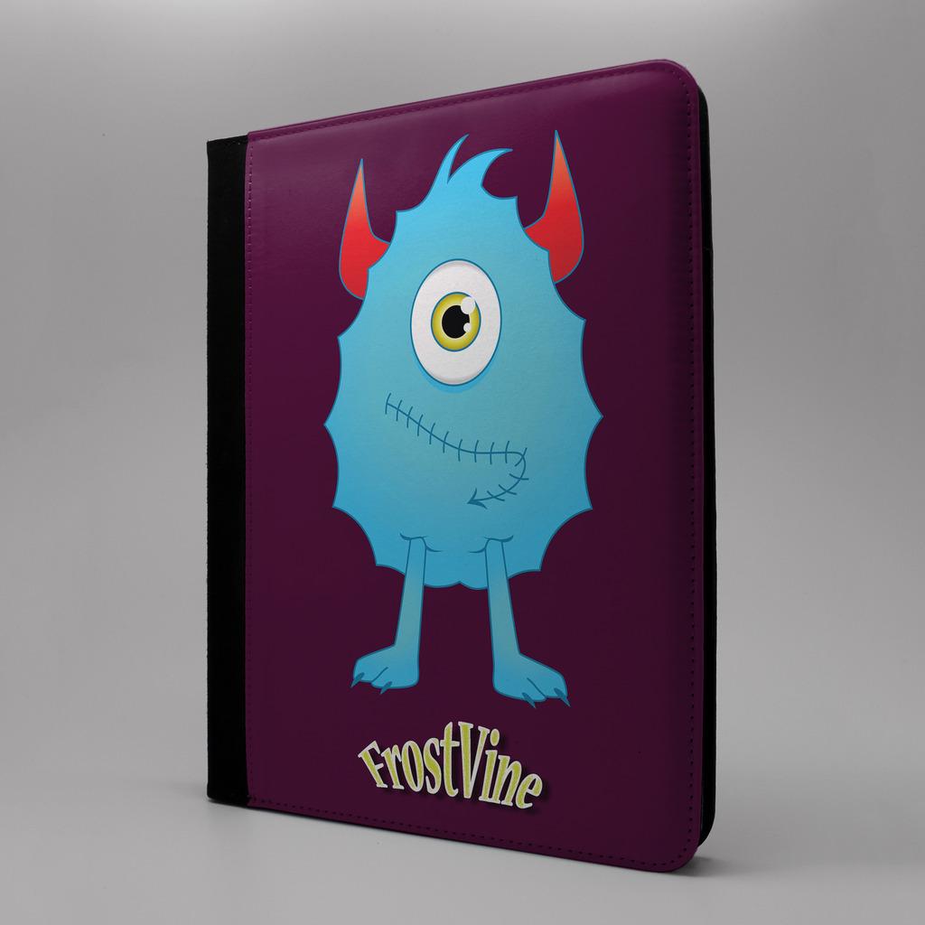 Frost-VID-MONSTER-diseno-estampado-Funda-libro-para-Apple-iPad-P177