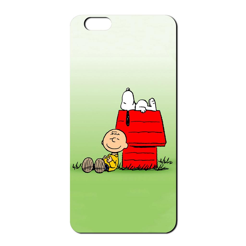 Snoopy Iphone  Plus Case