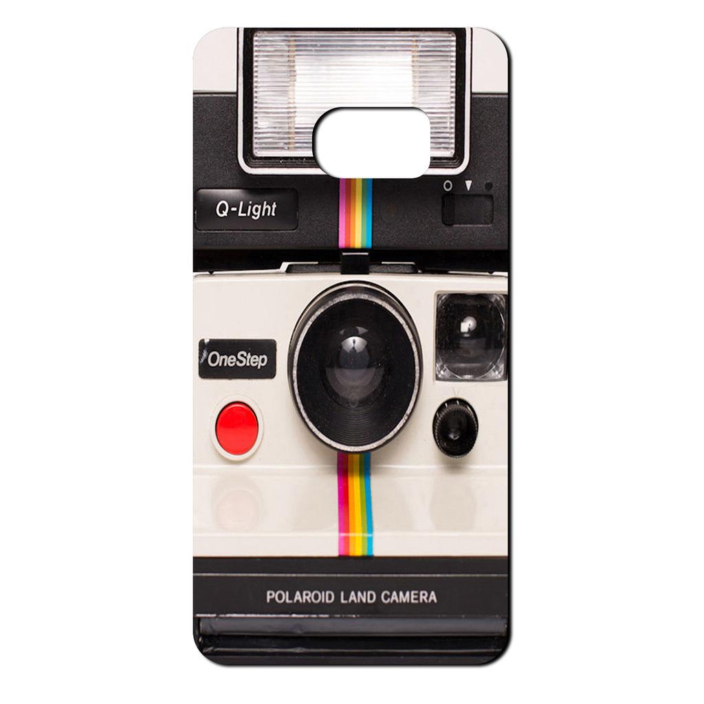 vintage retro kamera polaroid tpu r ckschale f r handys. Black Bedroom Furniture Sets. Home Design Ideas