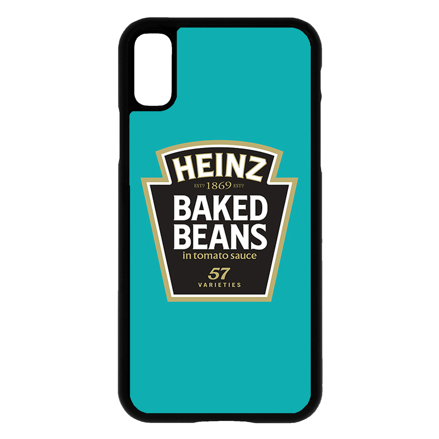 Food Snacks Printed PC Case Cover - Heinz Baked Beans - S-G1007   eBay
