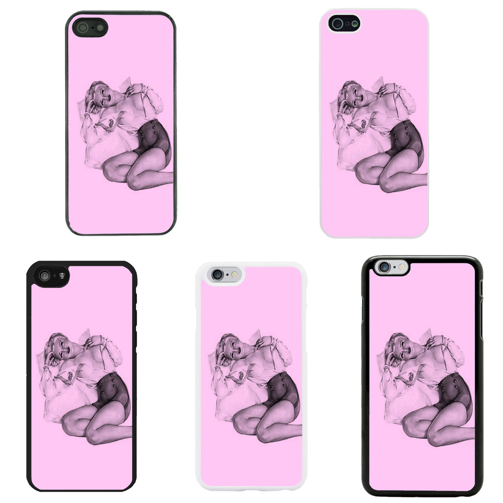 iphone 5 girl cases vintage retro pin up cover for apple iphone 4 14520