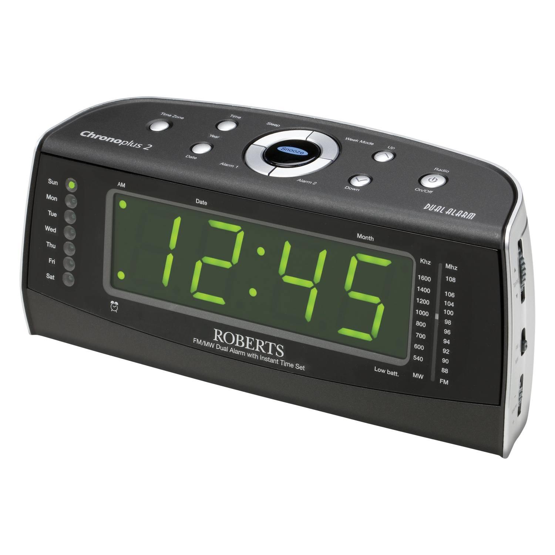 My New Clock Radio …