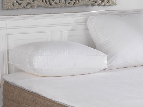 Sleep Like On A Cloud - 4 Inch Gusseted Topper Pillow & Case Thumbnail 3