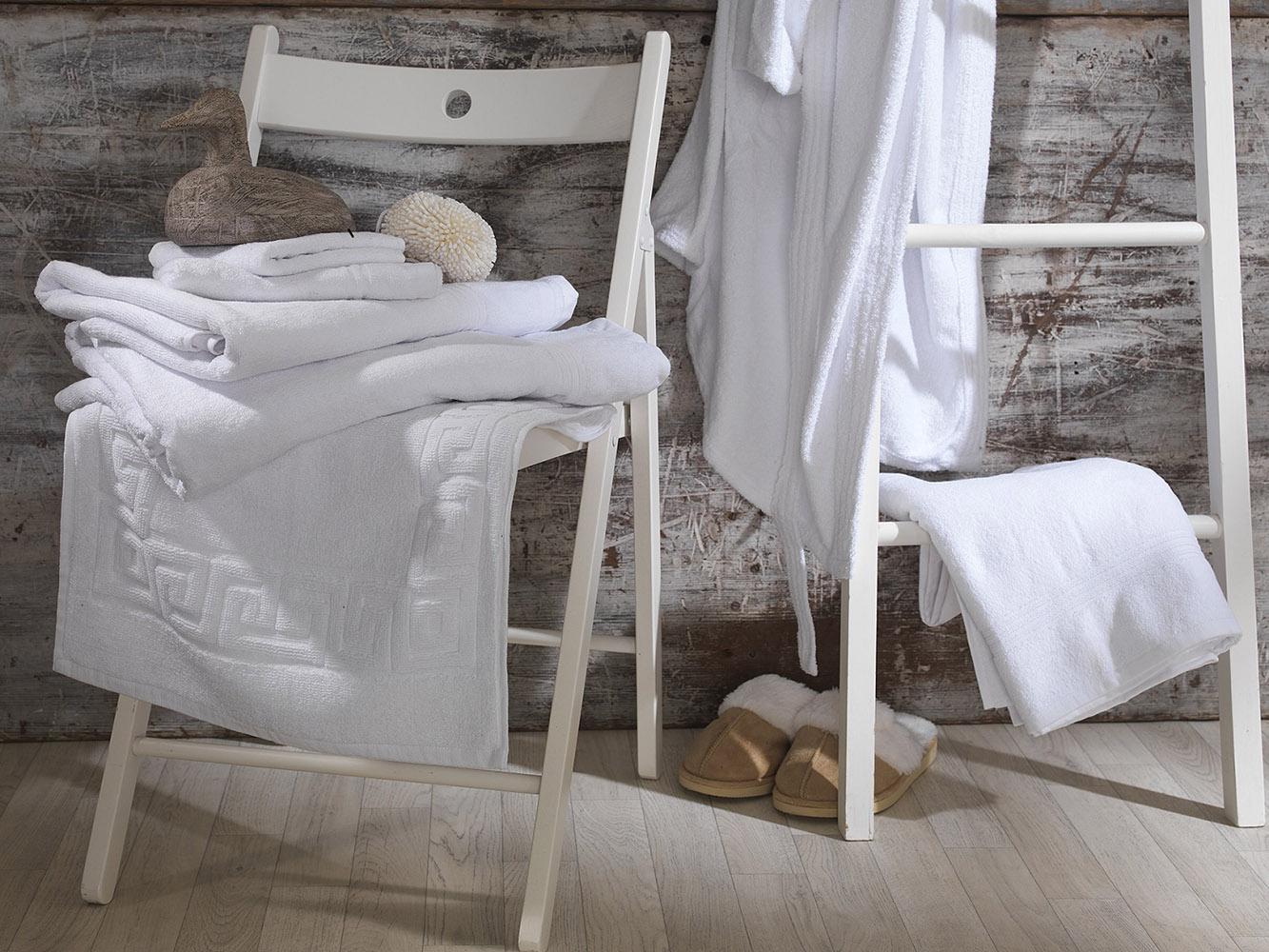 Premium Collection - 100% Cotton Terry Towelling 7 Piece Towel Set