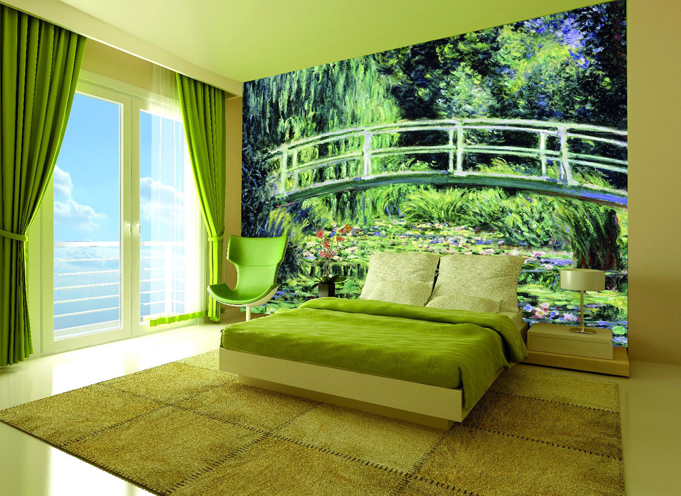 Details about Jumbo Extra Large Wall Mural Wallpaper - Nature Patterns