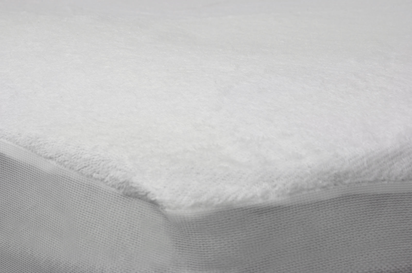 Waterproof Terry Towelling Mattress Protector Super Soft Fitted Towel Bed  Cover 9f369452e