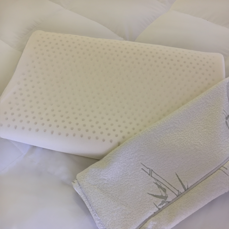 pillow contour bed bamboo fashions of pdx pegasus foam memory wayfair bath reviews essence home