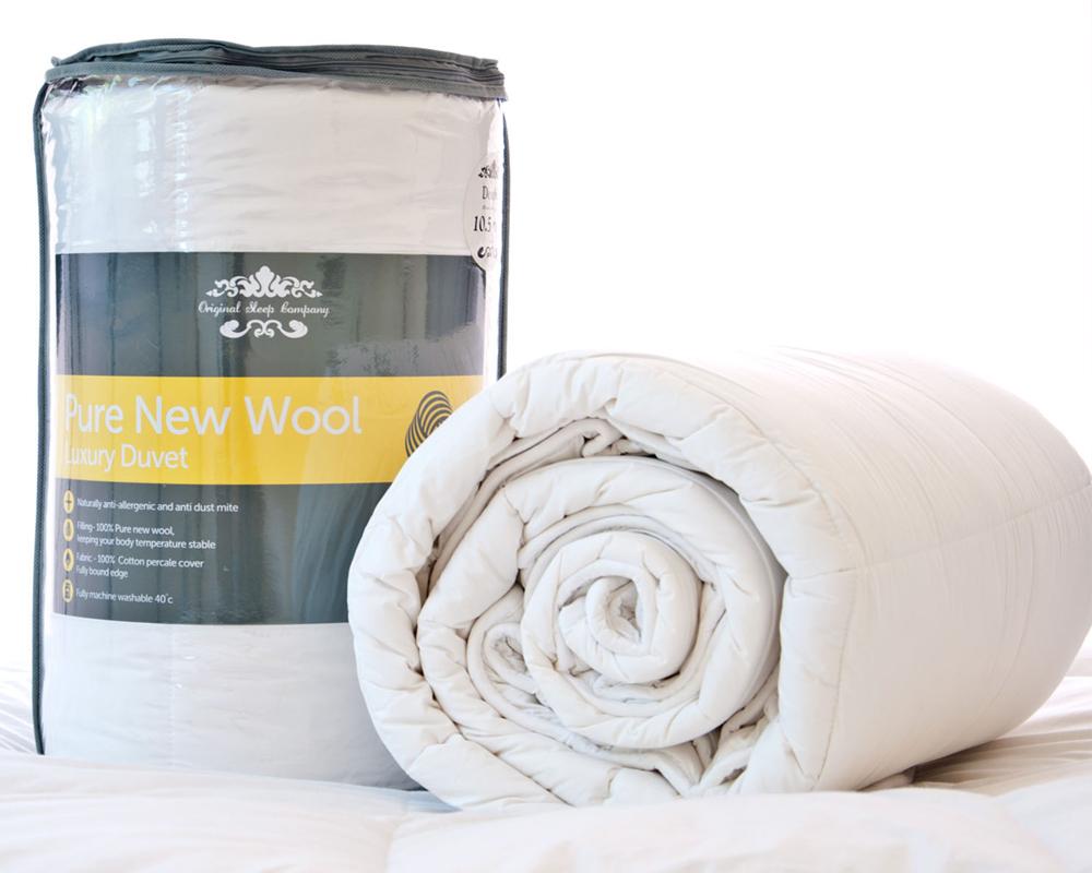 Ultimate Pure Australian Wool Duvet 13 5 Tog