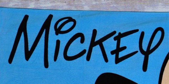 Character World Official Disney Mickey Mouse Beach /Bath Towel 70cm x 140cm Thumbnail 2