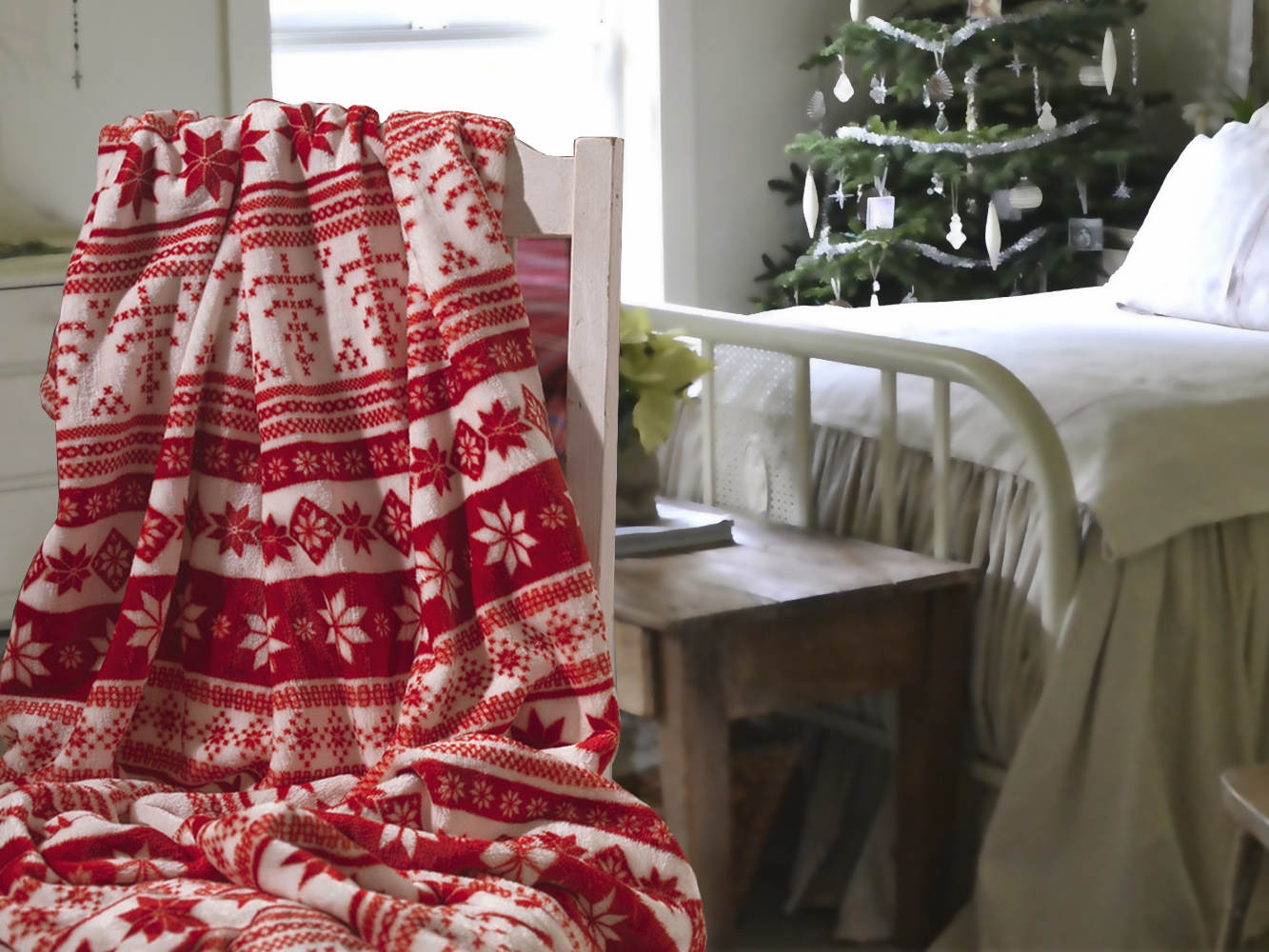Christmas Throw Blanket.Details About Premium Festive Super Soft Plush Fleece Christmas Throw Blanket 180cm X 130cm
