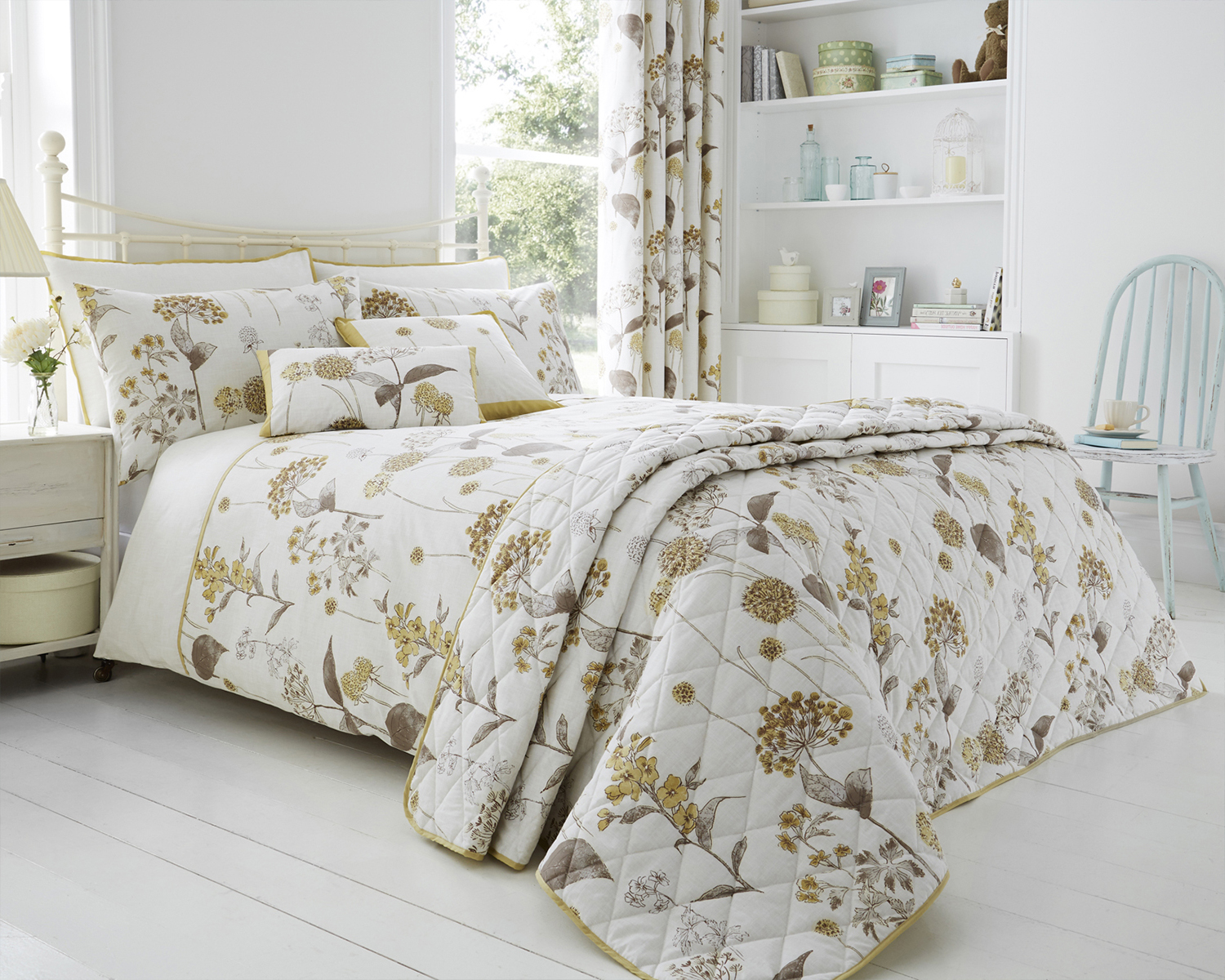 bed cover sets. Sentinel Floral Shabby Chic Design Duvet Cover Sets In Neutral Colours Bed T