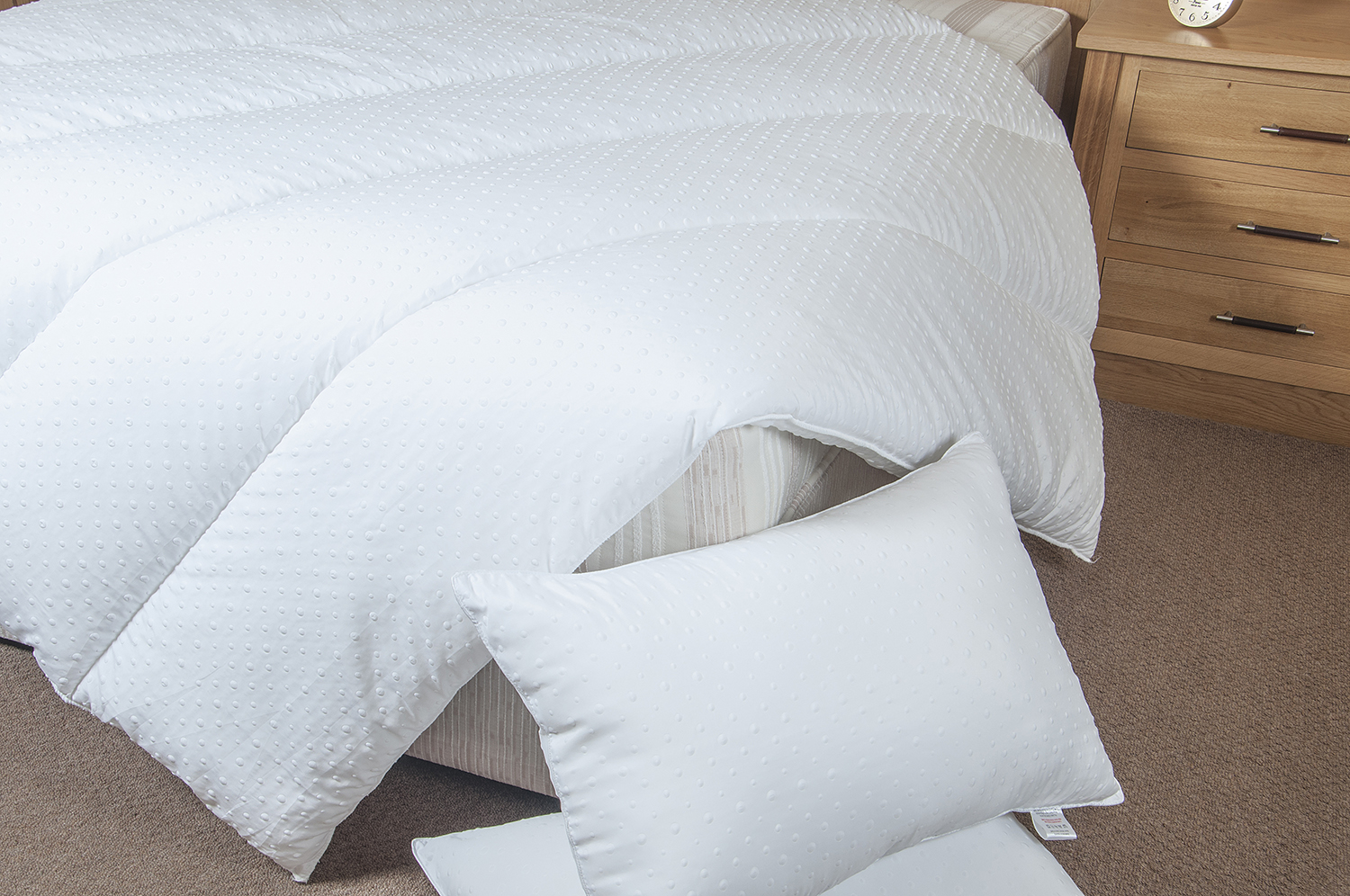 3D Embossed Duvets