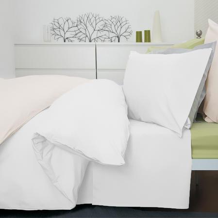 Egyptian Cotton 200 TC Flat Sheets Thumbnail 1