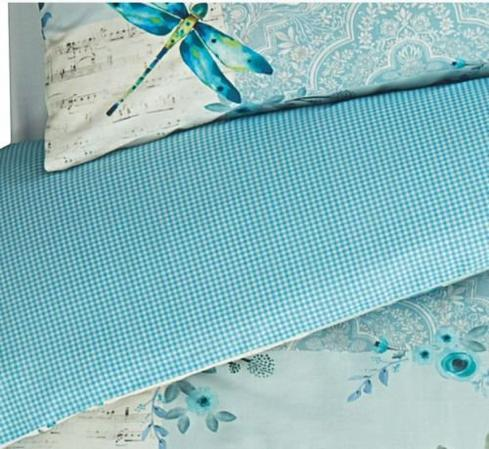 Dragonfly Patchwork Duvet Set Thumbnail 3