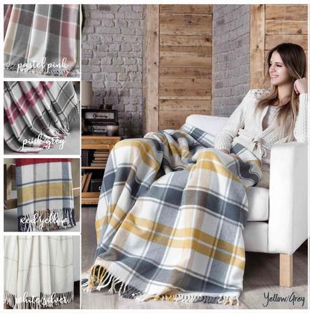 Scotch Acrylic Blankets Thumbnail 1
