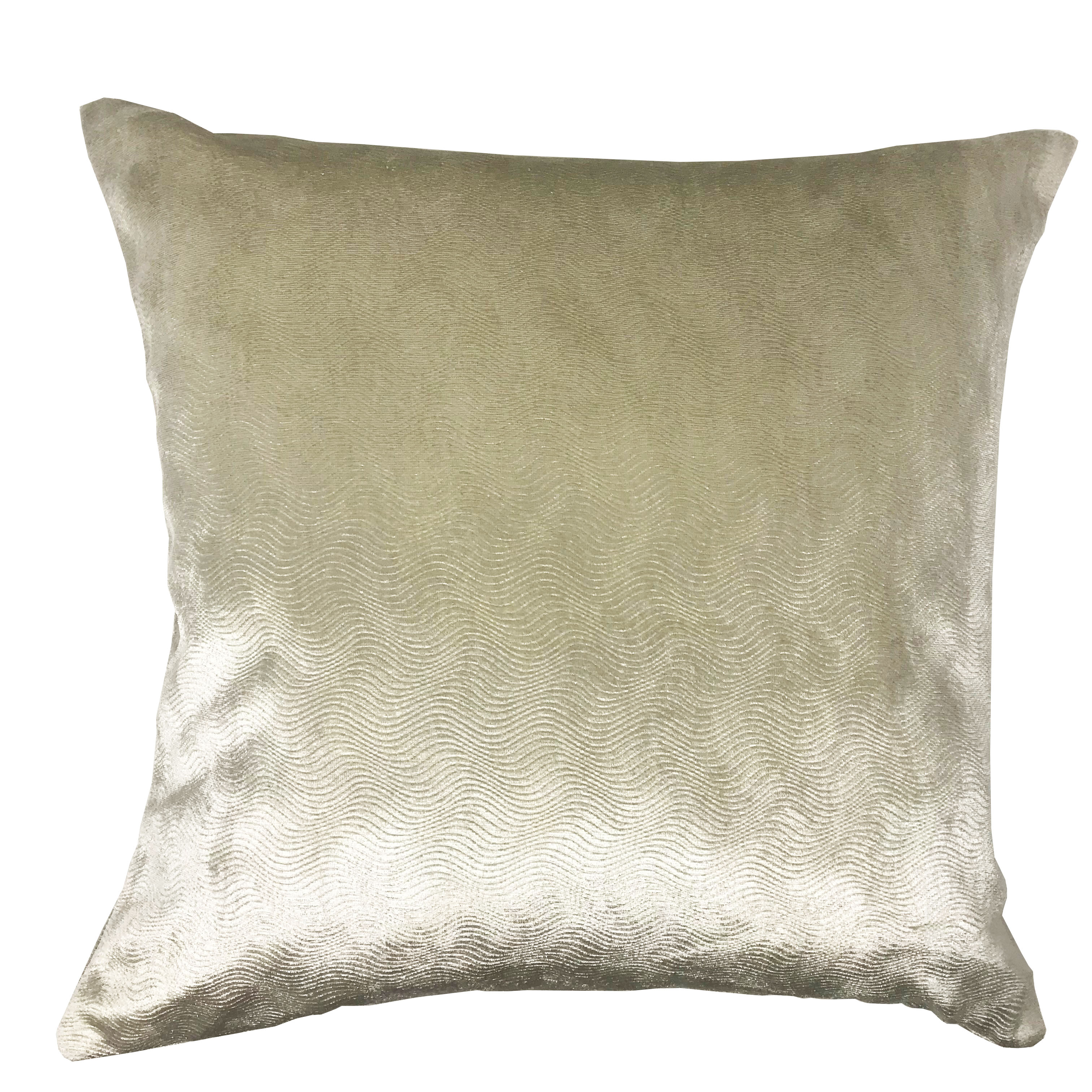 Plain Hythe Natural Weave 45cm x 45cm Cushion Cover Only