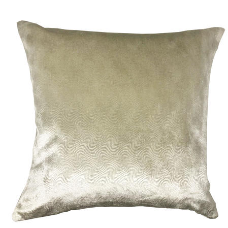Plain Hythe Natural Weave 45cm x 45cm Cushion Cover Only Thumbnail 1
