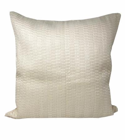 Jamaica Natural Straw Like Woven 60cm x 60cm Cushion Cover Only Thumbnail 1