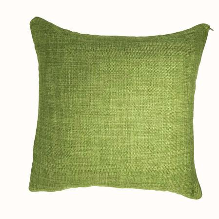 Linoso Green 45cm x 45cm Cushion Cover Only Thumbnail 1