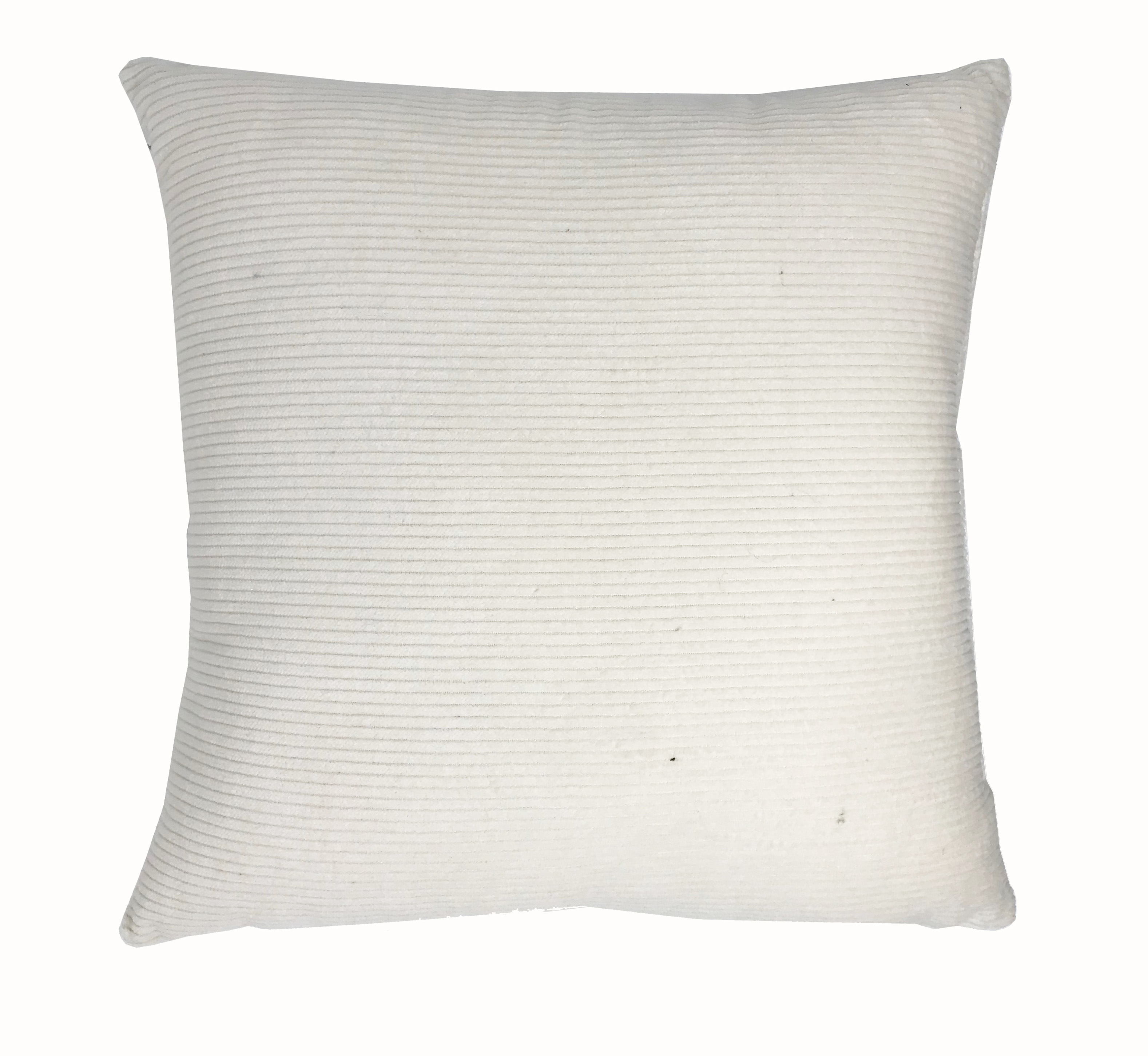 Ivory Cord 45cm x 45cm Cushion