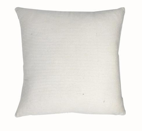 Ivory Cord 45cm x 45cm Cushion Thumbnail 1