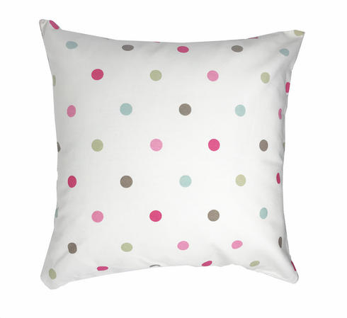 Ella Reversible 45cm x 45cm Cushion Cover Only Thumbnail 1
