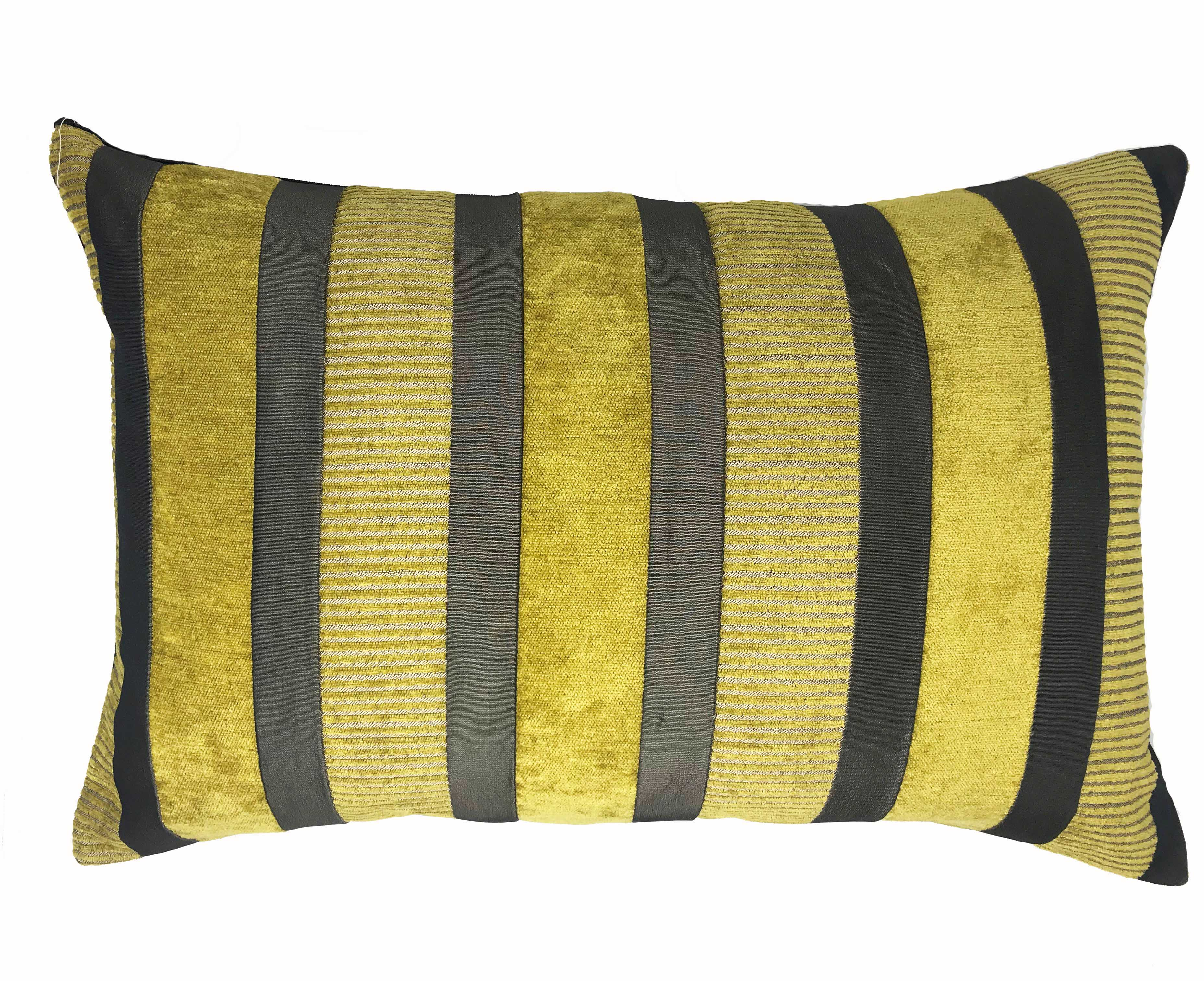 Taipei Stripe 60cm x 40cm Cushion Cover Only