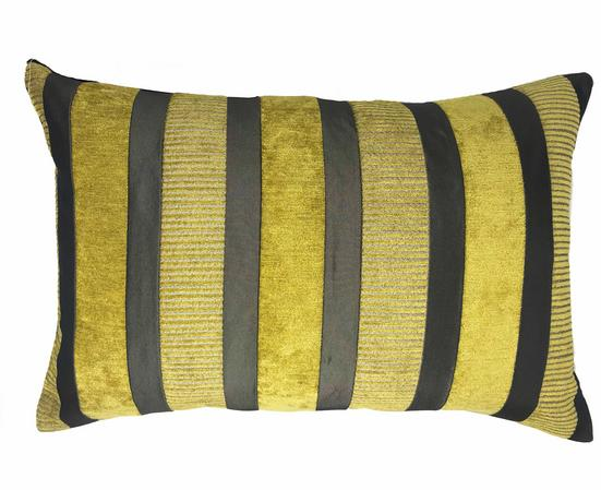 Taipei Stripe 60cm x 40cm Cushion Cover Only Thumbnail 1