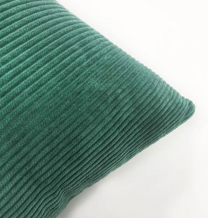 Green Cord 60cm x 60cm Cushion Thumbnail 2