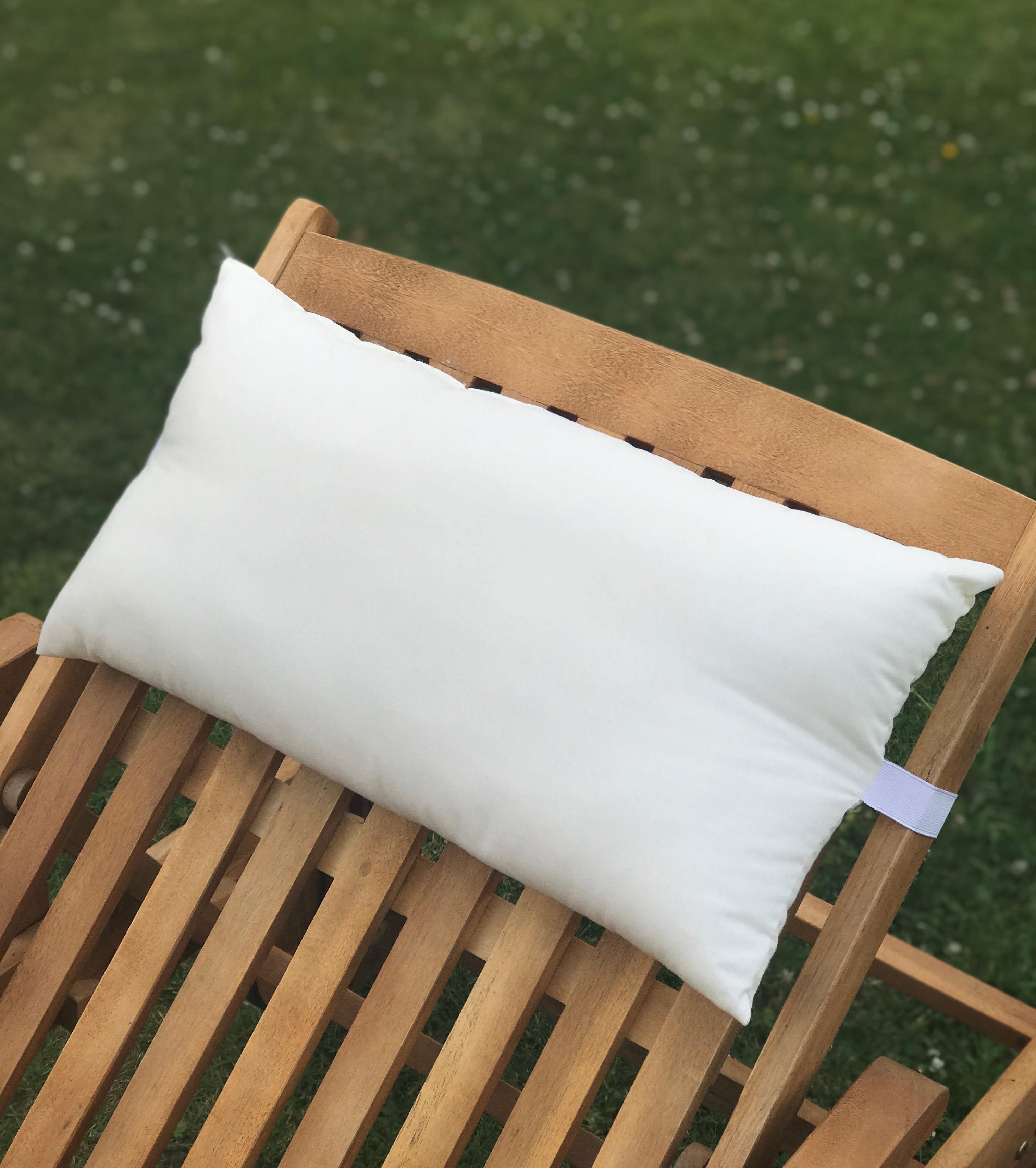 Replacement Outdoor Sun Lounger Topper Garden Cushion