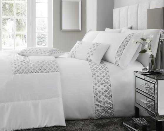 Darcy Sequin Duvet Sets Thumbnail 3