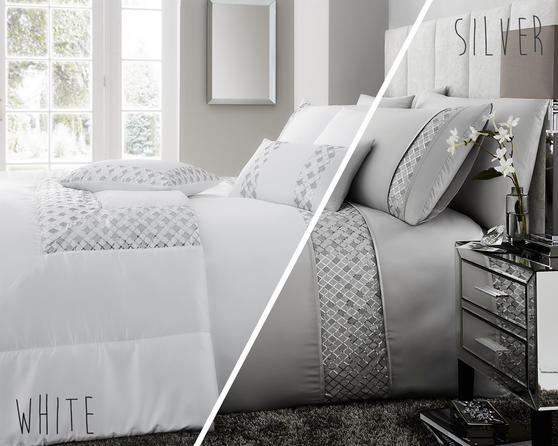 Darcy Sequin Duvet Sets