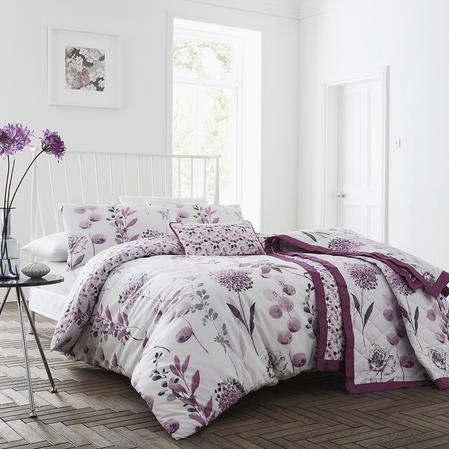 COMING SOON - 200TC Inky Floral duvet Sets Thumbnail 3