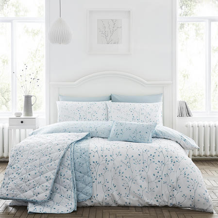 COMING SOON - Rose Hip Collection Bedding Set & Bedding Range in Blue, Pink & Grey