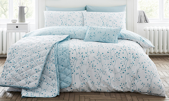 200TC Rose Hip Duvet Sets