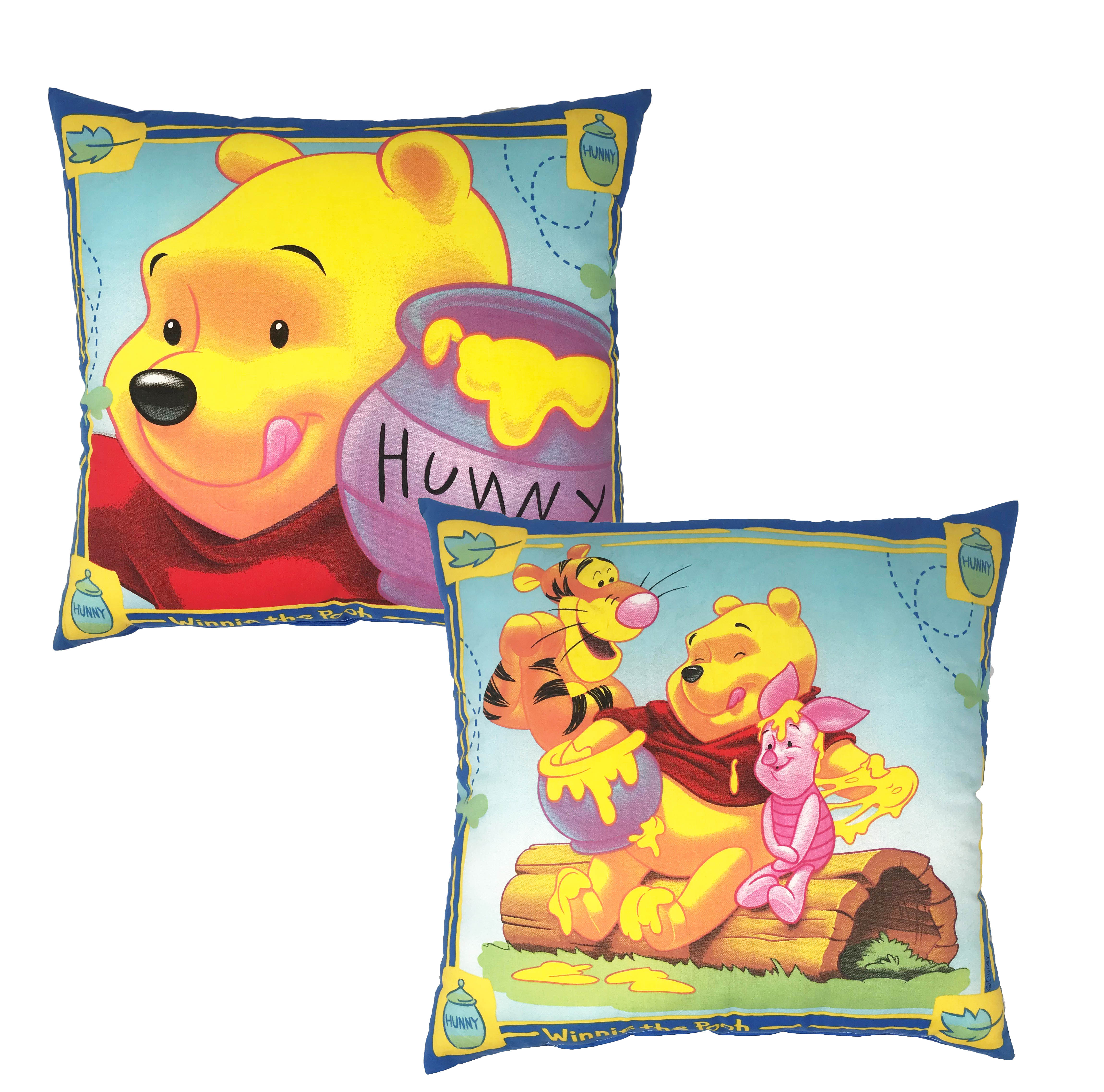 Winnie the Pooh and Friends Reverable Filled Cushion
