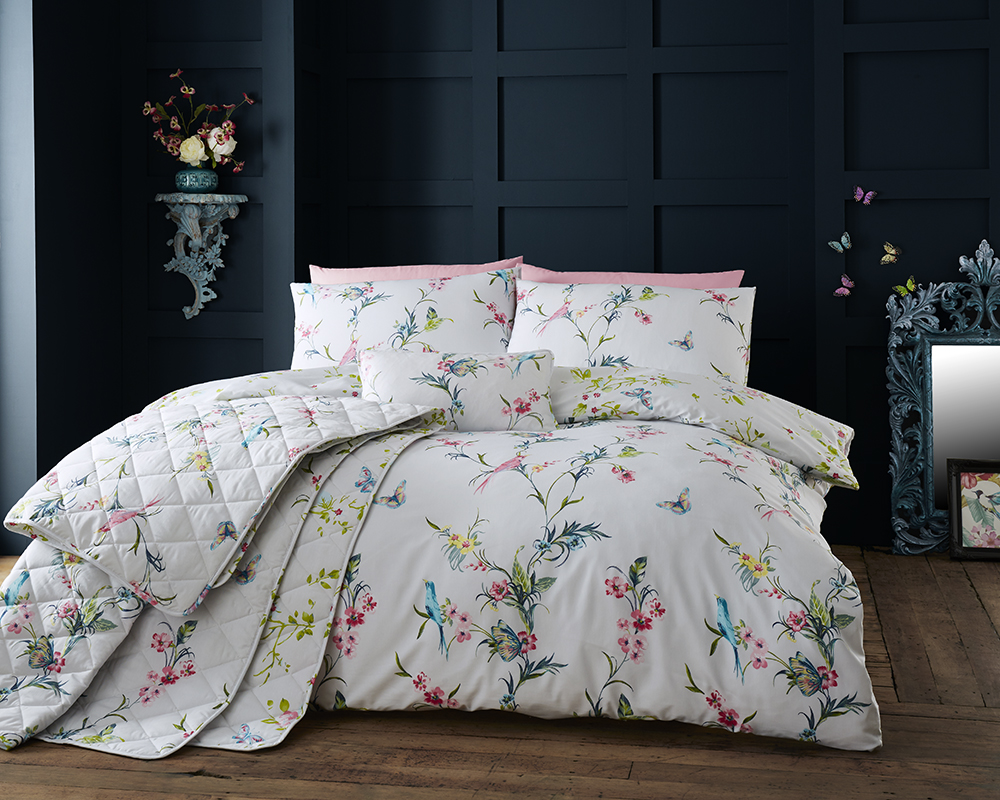 COMING SOON - 200TC Spring Garden Duvet Sets