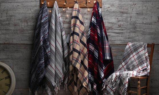 Scotch Acrylic Blankets