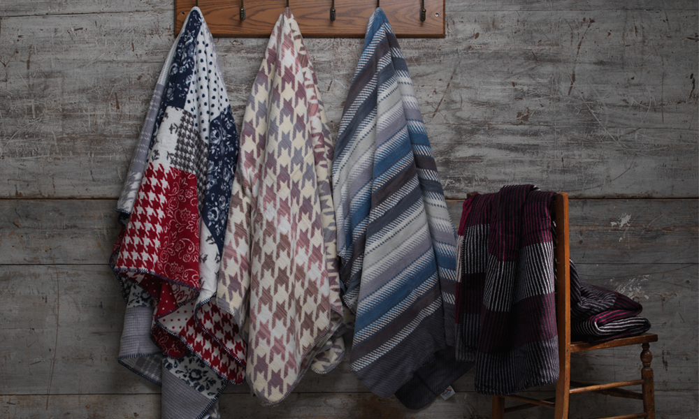 100% Cotton Throw/Blanket