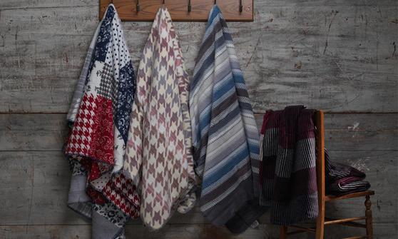 BLACK FRIDAY DEAL 100% Cotton Throw/Blanket Thumbnail 1