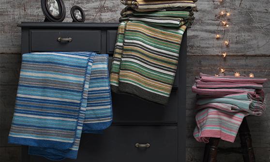 Darcy Cotton Rich Throw/Blanket