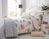 Caroline Duvet Set with Accessories in Spice