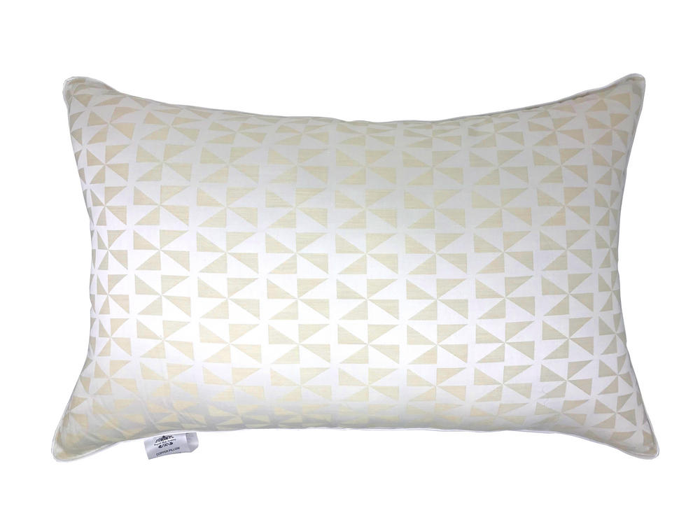 Copper Infused Microfibre Pillow