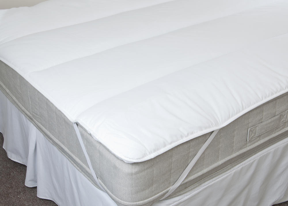 Anti-Allergic 2 Inch Mattress Topper / Reviver